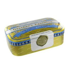 Grethers Grosella Negra Pastillas sin Azúcar 110 g
