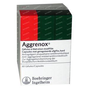 Aggrenox 60 capsules