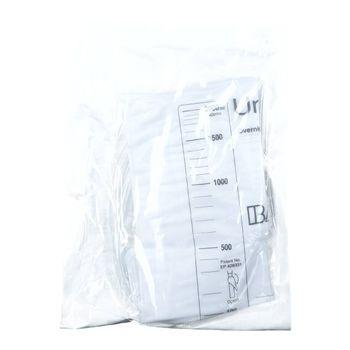 Uriplan Poche De Lit Stérile 813131 2l 1 pièce