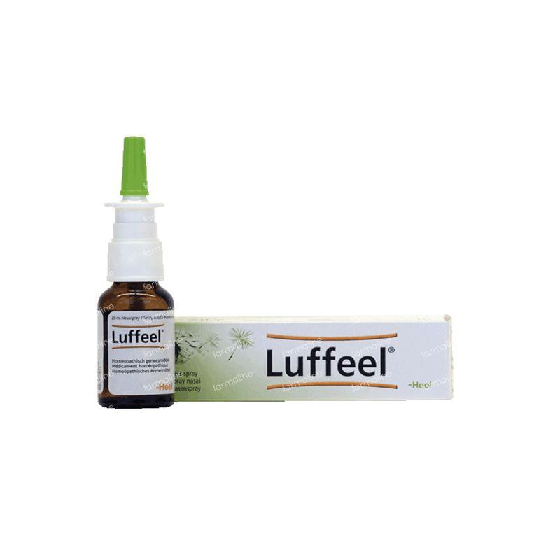 Heel luffeel neusspray 20 ml flacon hier online bestellen for Huisstofmijt spray