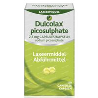 Dulcolax Picosulphate 2,5mg - Voor Constipatie 50  capsules