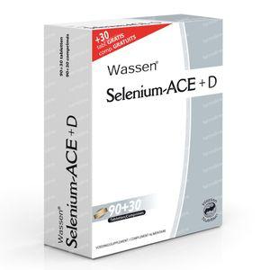 Selenium-ACE+D Promo +30 Gratis Tabletten 90+30 tabletten