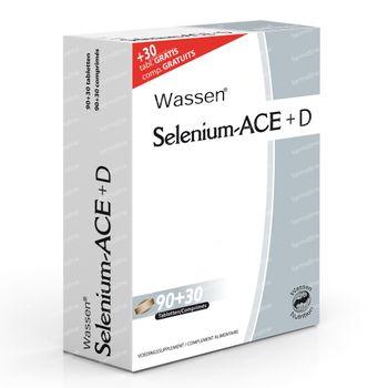 Selenium ACE+D + 30 Tabletten GRATIS 90+30 tabletten