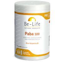 Be-Life Paba 500 60  capsules