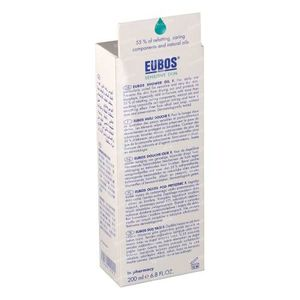 EUBOS Sensitive Shower Oil F 200 ml