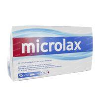 Microlax Lavement 50 st