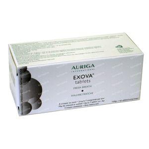 Exova Contre La Mauvaise Haleine 60 comprimés