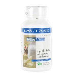 Lactase 230mg 100 capsules