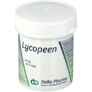 Deba Pharma Lycopeen 10mg 60 capsules