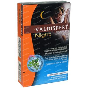 Valdispert Night 40 dragees