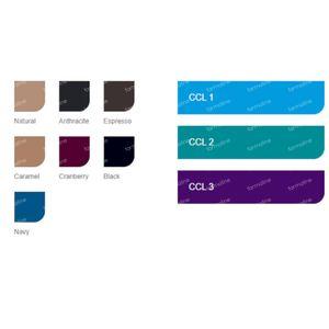Jobst Ultrasheer K1 Bas-Cuisse Beige Medium 751700 1 pièce
