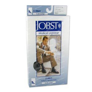 Jobst For Men Socks K1 Kniekous Zwart S 7525301 1 stuk