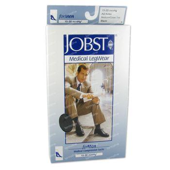 Jobst For Men Socks K1 Mis- Bas Noir  M 7525401 1 paire