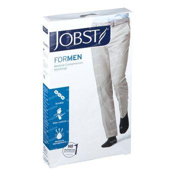 Jobst For Men Socks K1 Mi -Bas Noir XL 7525601 1 paire