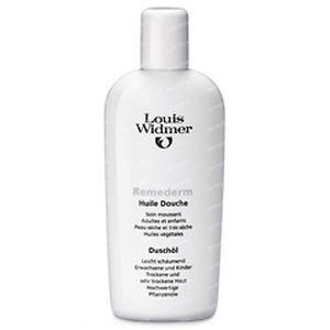 Louis Widmer Remederm Huile Douche (Légèrement Parfumé) 150 ml