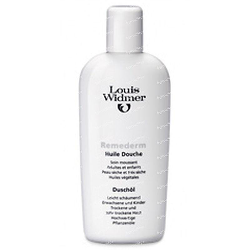 Louis Widmer Remederm Huile Douche (Légèrement Parfumé ...  Louis Widmer Re...