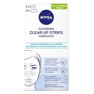 Nivea Visage Clear Up Strips 6 stuks