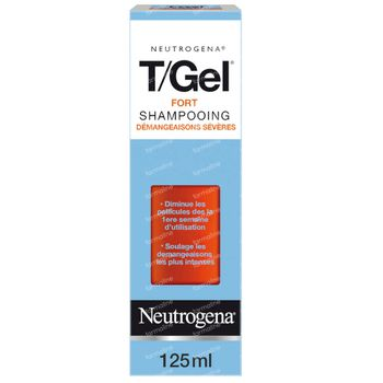 Neutrogena T-Gel Forte 125 ml