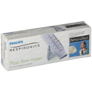 Personal Best Peak Flow Meter 1 pieza