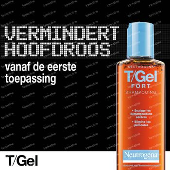 Neutrogena T-Gel Forte 250 ml