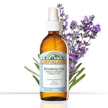Soria Natural Deodorant 150 ml