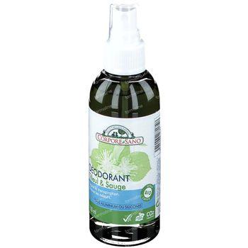 Deodorant spray salie en linde 150 ml