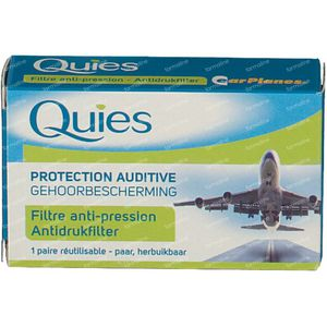 Quies Airplane Adult 2 St