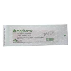 Mepiform Zelfklevend Verband Anti-Litteken 4cm x 30cm 1 St