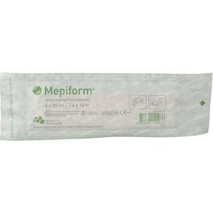 Mepiform Self-Adhesive Bandage Anti-Scarfs 4cm x 30cm 1 pieza