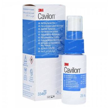 3M Cavilon Niet-Prikkende Barrièrefilm Spray 28 ml