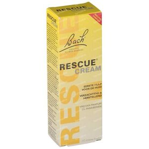 Bach Bloesem Rescue Cream 30 g