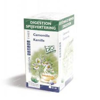 Biolys Camomille Infusion Sachets 10 sachets
