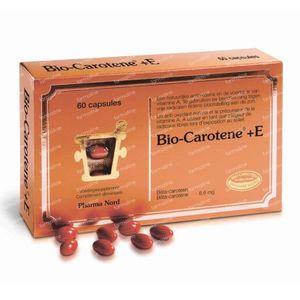 Pharma Nord Bio-Carotène+E 60 St Capsules