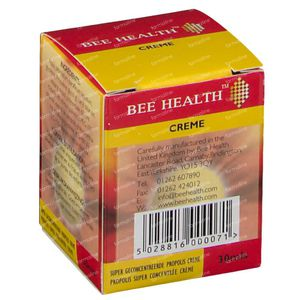 Bee Health Propolis Creme 2% 30 ml