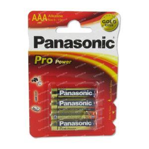 Panasonic Batterie Lr03 1,5V 4 pièces