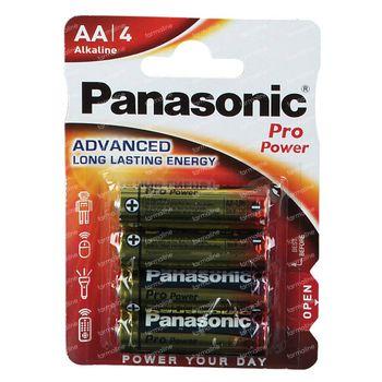 Panasonic Batterie Lr6 AA 4 pièces