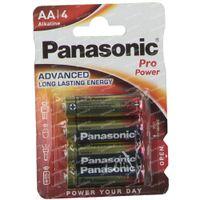 Panasonic Batterij Lr6 AA 4 st