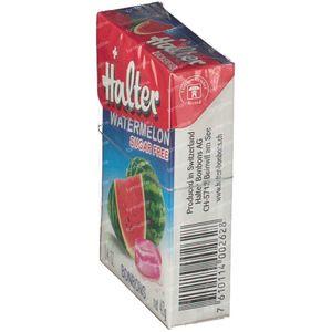 Halter Bonbon Watermelon Sugar Free 40 g