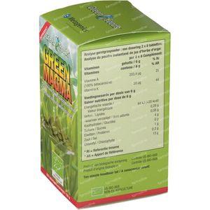 Green Magma 320 tabletten