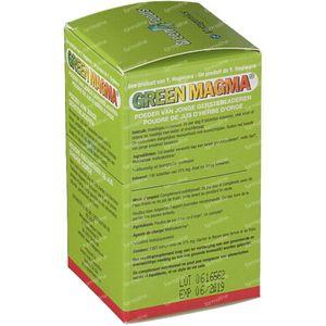 Green Magma 136 compresse
