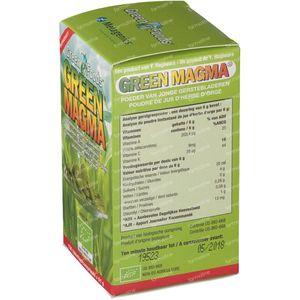 Green Magma 136 St comprimidos