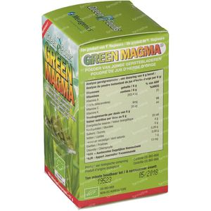 Green Magma 136 St tabletten