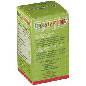 Green Magma 136 comprimidos