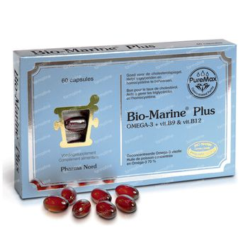 Pharma Nord Bio-Marine Plus 60 kapseln