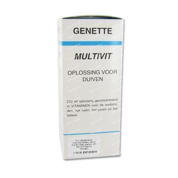 Superphar Genette Multivit Oplossing 250 ml