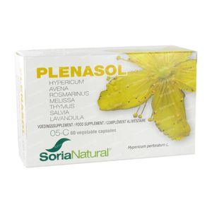 Soria Natural 5-C Plenasol 60 capsules