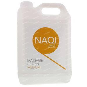 Naqi Massage Lotion Medium 5 l
