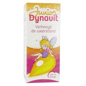 Dynavit Junior 150 ml Syrup