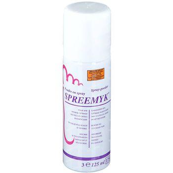 Spreemyk Pieds 125 ml spray de poudre