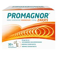 Promagnor 450 mg 30  zakjes